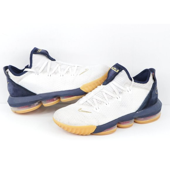 Nike Shoes | Lebron 16 Xvi Low Team Usa